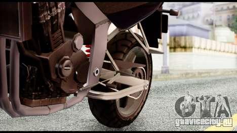 Ducati FCR-900 v4 для GTA San Andreas вид справа