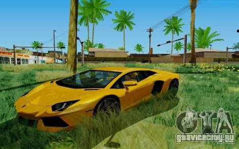 Novel ENB для GTA San Andreas четвёртый скриншот