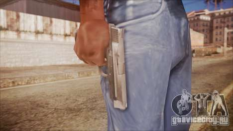 SW40p from Battlefield Hardline для GTA San Andreas третий скриншот