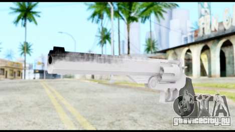 Desert Eagle from Resident Evil 6 для GTA San Andreas