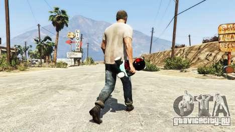 Плюшевый мишка для GTA 5 второй скриншот
