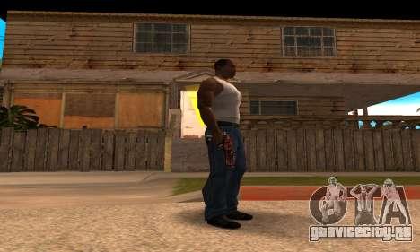Lamen Deagle для GTA San Andreas второй скриншот