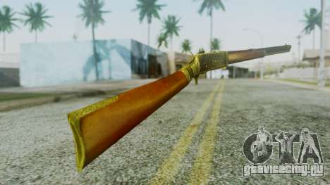 Rifle from Silent Hill Downpour для GTA San Andreas второй скриншот