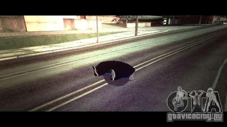 Скин трейсера Alite FAME Store для GTA San Andreas третий скриншот