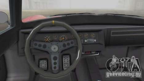 GTA 5 Benefactor Stirling для GTA San Andreas вид справа