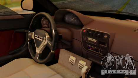 Honda Civic JnR Tuning для GTA San Andreas вид справа