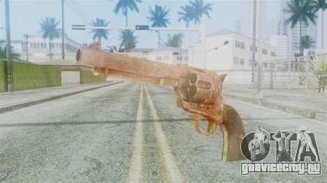 Red Dead Redemption Revolver Diego Nueva для GTA San Andreas