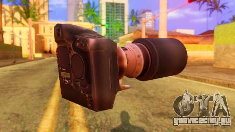 Atmosphere Camera для GTA San Andreas второй скриншот