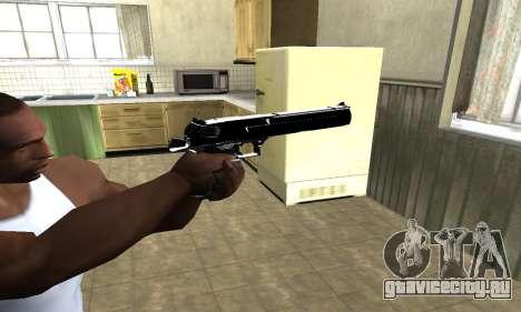 Death Red Deagle для GTA San Andreas третий скриншот
