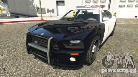 Los Angeles Police and Sheriff v3.6 для GTA 5 четвертый скриншот