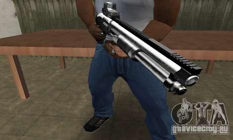 Member Shotgun для GTA San Andreas третий скриншот