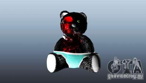 Плюшевый мишка для GTA 5