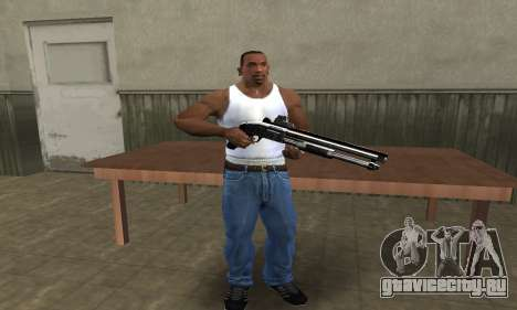 Member Shotgun для GTA San Andreas второй скриншот