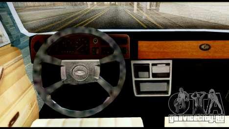 Ford Taunus 2.3 для GTA San Andreas вид сзади слева