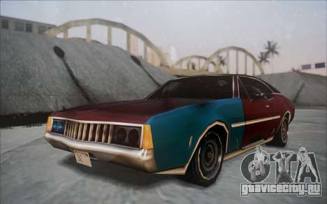 BTTF1-Clover для GTA San Andreas