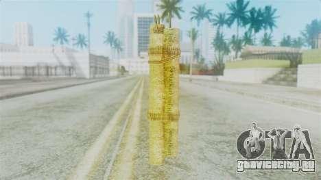 Red Dead Redemption Satchel Diego для GTA San Andreas