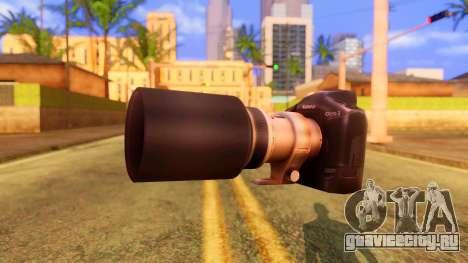 Atmosphere Camera для GTA San Andreas