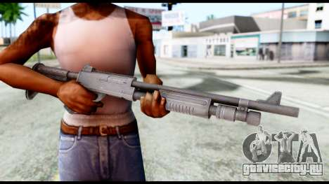 Combat Shotgun from Resident Evil 6 для GTA San Andreas третий скриншот