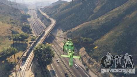 Improved freight train 3.8 для GTA 5 второй скриншот