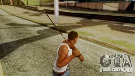 Golf Club from Silent Hill Downpour для GTA San Andreas третий скриншот