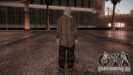Террорист для GTA San Andreas третий скриншот