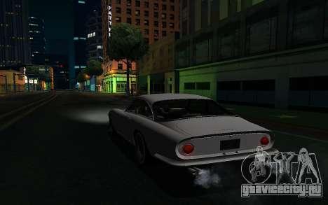 Zolta ENB для GTA San Andreas второй скриншот