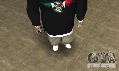 Rifa Skin First для GTA San Andreas второй скриншот