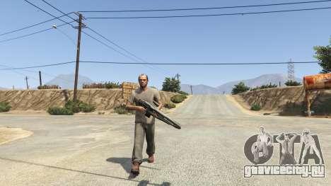 Halo 5 Light Rifle 1.0.0 для GTA 5 третий скриншот