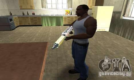Ganja SPAS-12 для GTA San Andreas третий скриншот