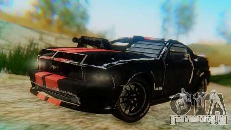 Shelby GT500 Death Race для GTA San Andreas