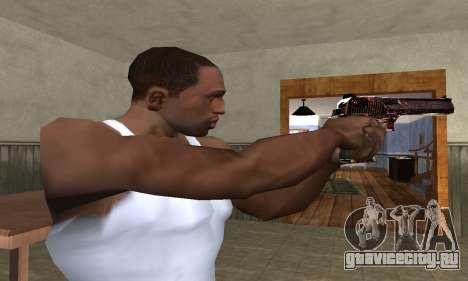 Klajk Deagle для GTA San Andreas второй скриншот