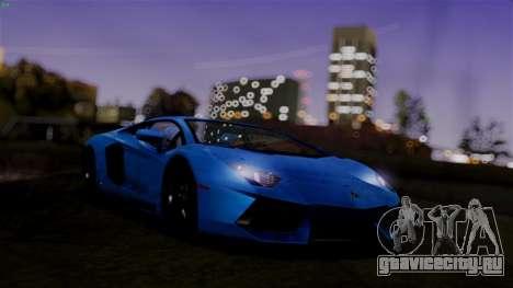 R.N.P ENB v0.248 для GTA San Andreas шестой скриншот