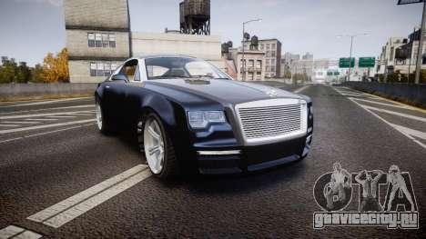 GTA V Enus Windsor для GTA 4