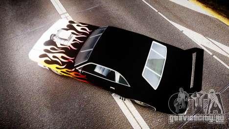 Patriot Vegas G20 Firebomb для GTA 4 вид справа