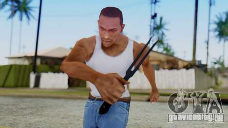 Fork from Silent Hill Downpour для GTA San Andreas третий скриншот