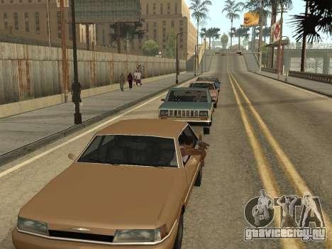Manual Driveby для GTA San Andreas