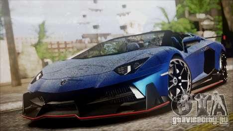 Lamborghini Veneno LP700-4 AVSM Roadster Version для GTA San Andreas