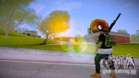 Fresco для GTA San Andreas четвёртый скриншот