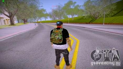 Fresco для GTA San Andreas третий скриншот