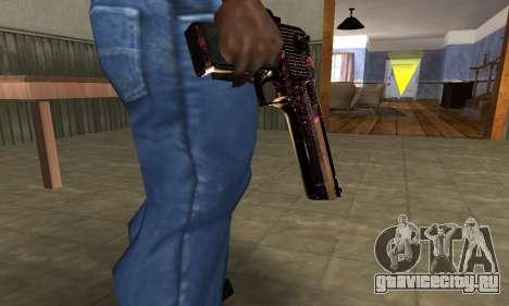 Klajk Deagle для GTA San Andreas