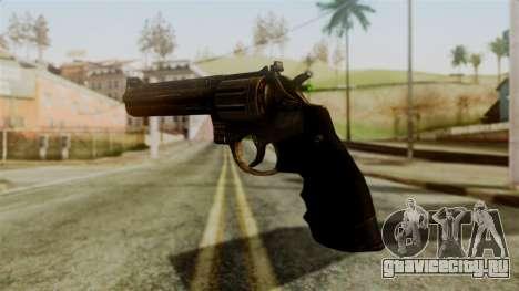 Colt Revolver from Silent Hill Downpour v1 для GTA San Andreas второй скриншот