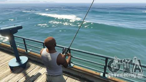 Fishing Mod 0.2.7 BETA для GTA 5 шестой скриншот
