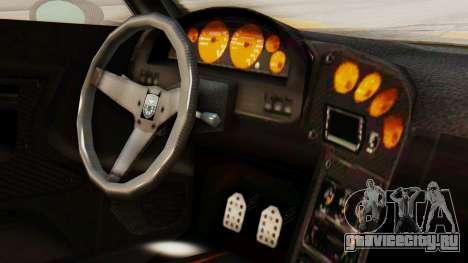 Pegassi Osyra Full Extras для GTA San Andreas вид справа