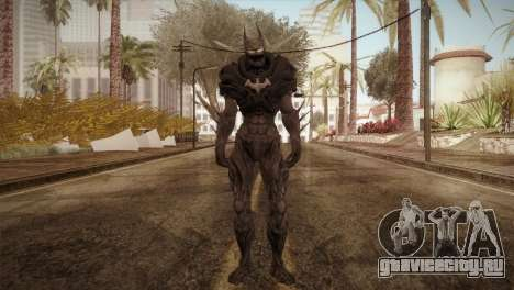 Batman Nightmare Skin для GTA San Andreas второй скриншот