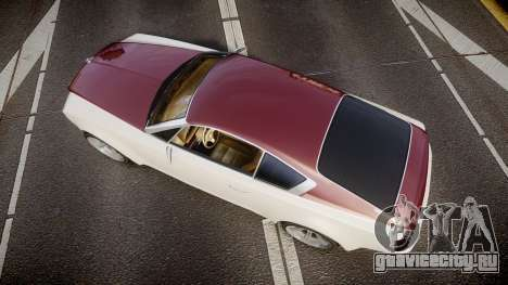 GTA V Enus Windsor для GTA 4 вид справа