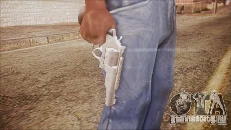 RS-357 from Battlefield Hardline для GTA San Andreas третий скриншот