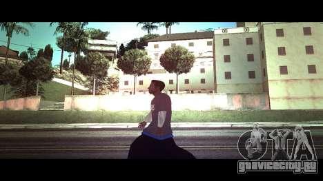 Скин трейсера Alite FAME Store для GTA San Andreas второй скриншот
