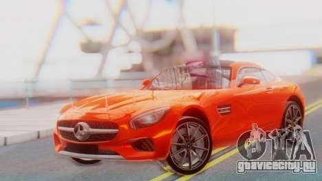 Mercedes-Benz SLS AMG GT для GTA San Andreas
