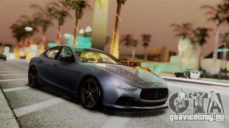R.N.P ENB v0.248 для GTA San Andreas третий скриншот