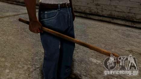 Steel Pipe для GTA San Andreas второй скриншот